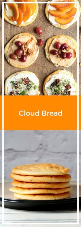 Cloud Bread - thecookandhim.com