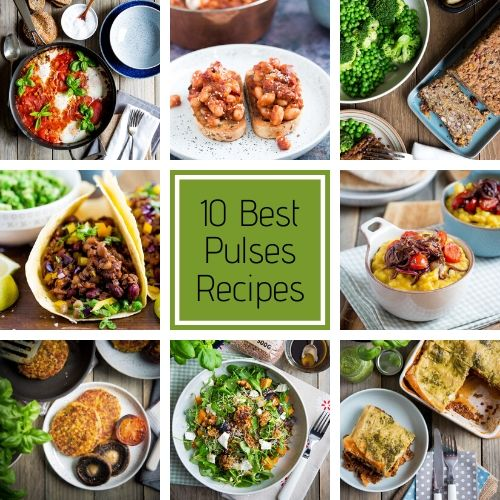 10 Best Pulses Recipes | Vegan and Vegetarian